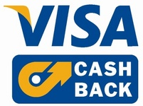 symbol visa cash back